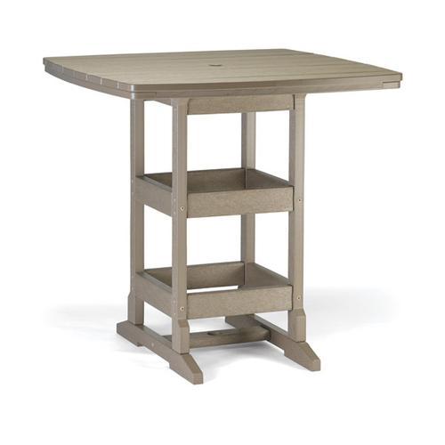 """Breezesta - 42"""" x 42"""" Bar Table"""