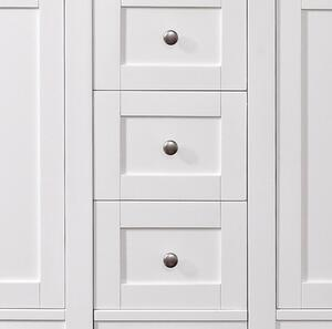 "Shaker Americana 12"" Drawer Bridge - Polar White Product Image"