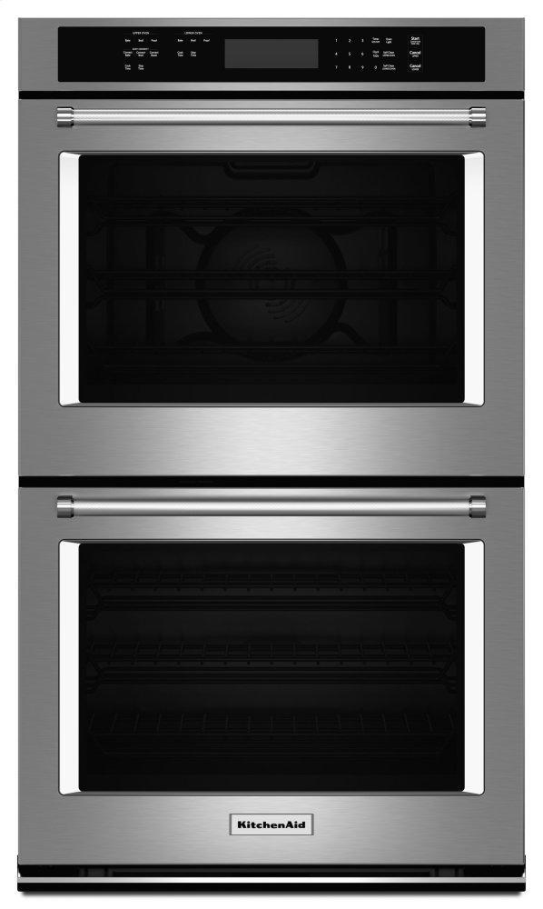 kitchenaid 27 double wall oven