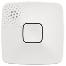 Hardwired Wi-Fi Photoelectric Smoke and Carbon Monoxide Alarm with 10-Year Battery
