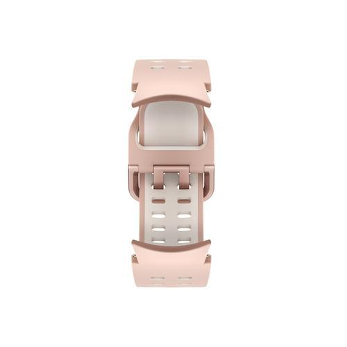 Samsung - Galaxy Watch4, Galaxy Watch4 Classic Extreme Sport Band, M/L, Pink/White