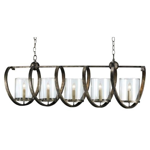 Maximus Bronze Chandelier
