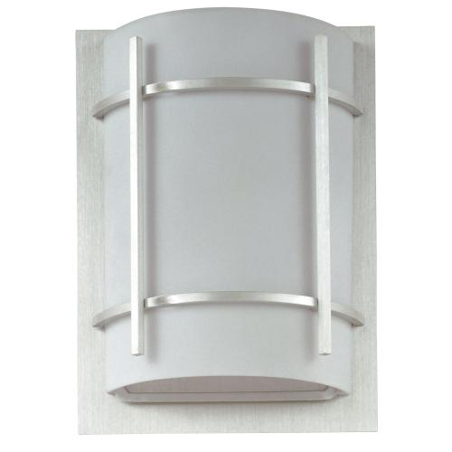 Luna 1-Light LED Outdoor Wall Sconce