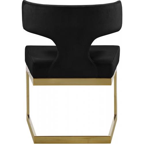 "Alexandra Velvet Dining Chair - 22"" W x 22"" D x 29"" H"