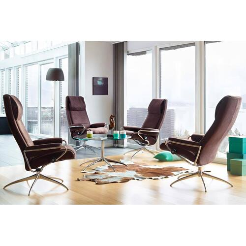 Stressless By Ekornes - Paris chair high standard base