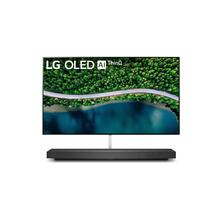 See Details - LG WX 65 inch Class Wallpaper 4K Smart OLED TV w/ AI ThinQ® (64.5'' Diag)