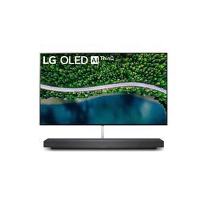 LG ElectronicsLG WX 65 inch Class Wallpaper 4K Smart OLED TV w/ AI ThinQ® (64.5'' Diag)