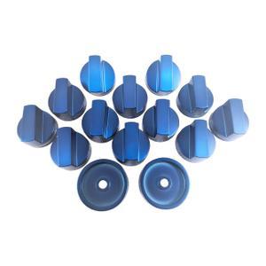 ThermadorBlue Knob Kit PARKB60CGY 10015473