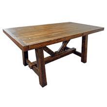 Reclaimed 39 X 72 Table