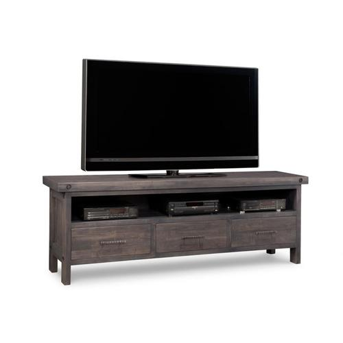 Handstone - Rafters HDTV Unit w/Hutch with 44'' TV Opening