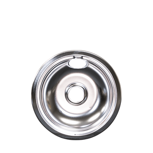 FrigidaireSmart Choice 8'' Chrome Drip Pan
