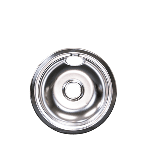 Product Image - Smart Choice 8'' Chrome Drip Pan