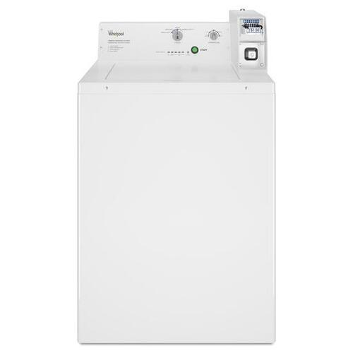2.9 Cu Ft Capacity Top Load Commercial Washer
