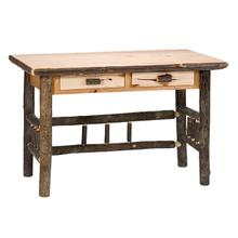 Two Drawer Writing Desk - Cinnamon