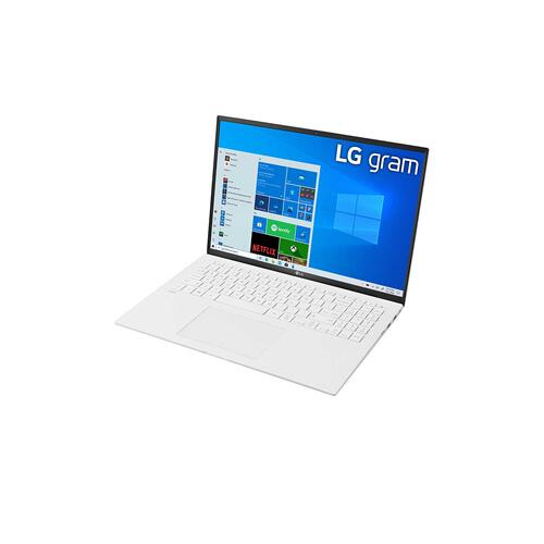 "LG - LG gram 16"" Ultra-Lightweight and Slim Laptop with Intel® Evo 11th Gen Intel® Core™ i5 Processor and Iris® Xe Graphics"