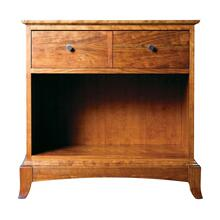 Sabin Open Nightstand