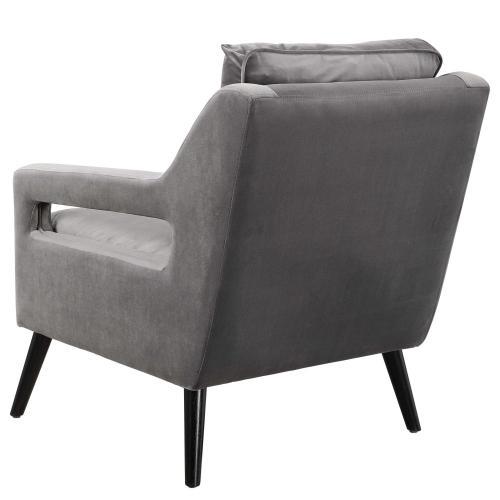 O'Brien Armchair, Gray