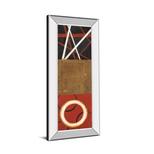 """""""Euclidean Space I"""" By Tava Luv Mirror Framed Print Wall Art"""