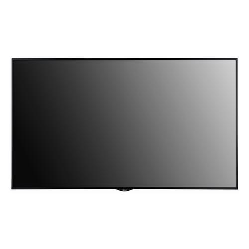 LG - 49'' XS2E Series UHD High Brightness Window Facing Digital Signage with 2,500 nits Brightness, webOS, & auto brightness sensor