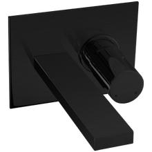 Otella In Wall Lav Faucet Black