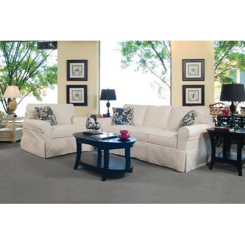 Braxton Culler Inc - Bedford Slipcover Sofa
