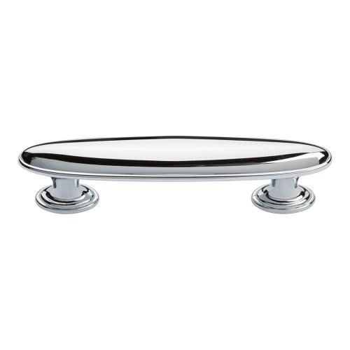 Austen Oval Pull 3 Inch (c-c) - Polished Chrome