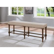 See Details - 7719 Counter Height Bench