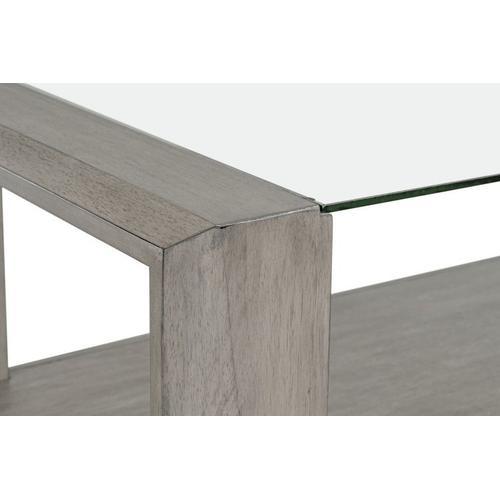 Sonata Grey Coffee Table