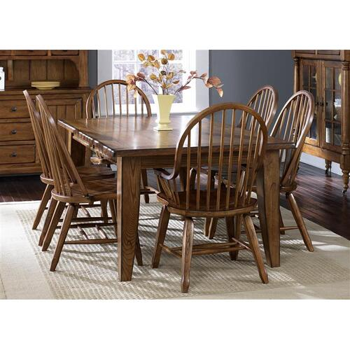 Liberty Furniture Industries - 7 Piece Set