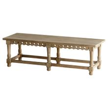 See Details - Divano Bench