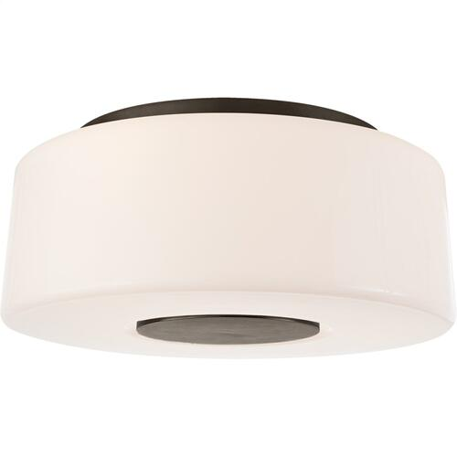 Visual Comfort BBL4106BZ-WG Barbara Barry Acme 3 Light 16 inch Bronze Flush Mount Ceiling Light, Large