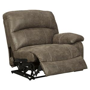 Segburg Right-arm Facing Power Recliner