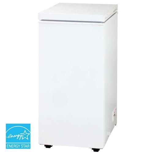 2.5 cu. ft. Chest Freezer