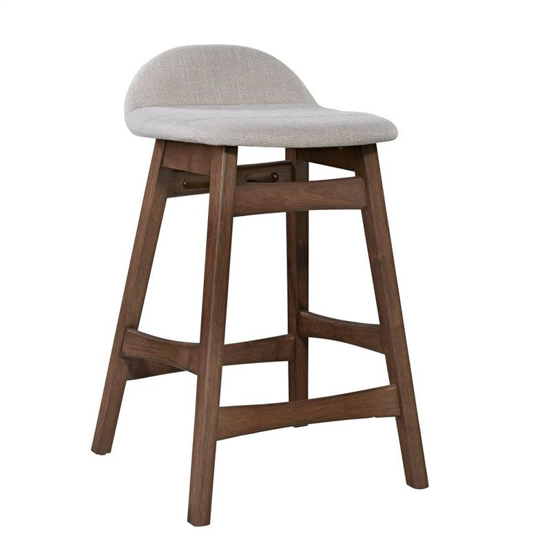24 Inch Counter Chair - Light Tan (RTA)