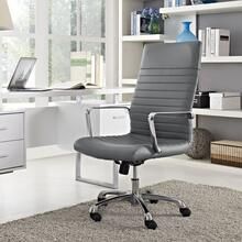 Finesse Highback Office Chair in Gray