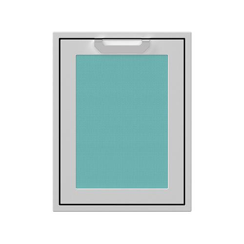 "Hestan - 20"" Hestan Outdoor Trash/Recycle Drawer - AGTRC Series - Bora-bora"