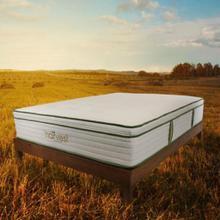 See Details - Harvest Green Pillow Top - Queen