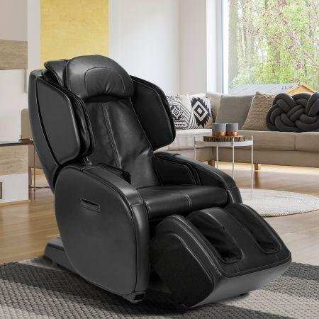 Human Touch - AcuTouch ® 6.1 Massage Chair - Black SofHyde