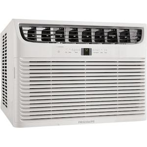 Frigidaire 18,500 BTU Window Air Conditioner with Supplemental Heat and Slide Out Chassis