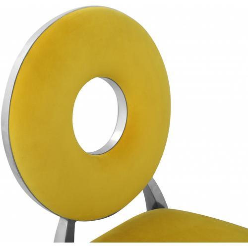 """Carousel Velvet Dining Chair - 18"""" W x 23.5"""" D x 35"""" H"""
