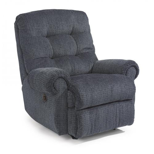 Torrence Fabric Power Recliner