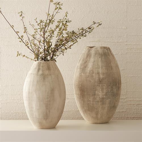 Sisal Vase-Lg