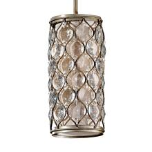 Lucia Extra Small Hanging Shade Burnished Silver