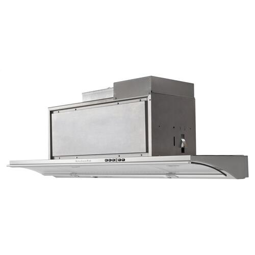 "36"" Slide-Out Hood - Heritage Stainless Steel"