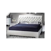 King Bed White