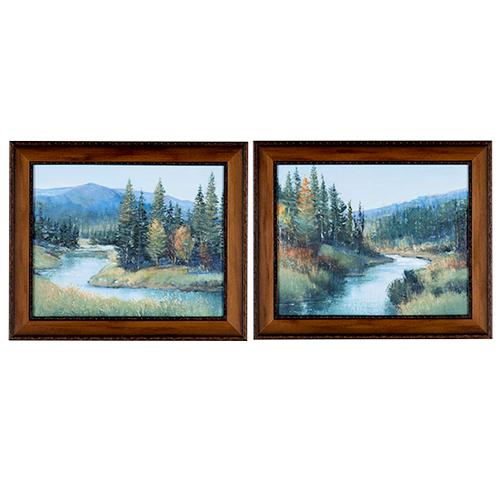 Crestview Collections - Trout Stream 1 & 2