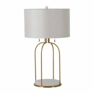 See Details - Joan Table Lamp- Gold