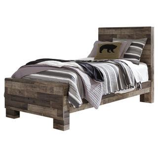 See Details - Derekson Twin Panel Bed