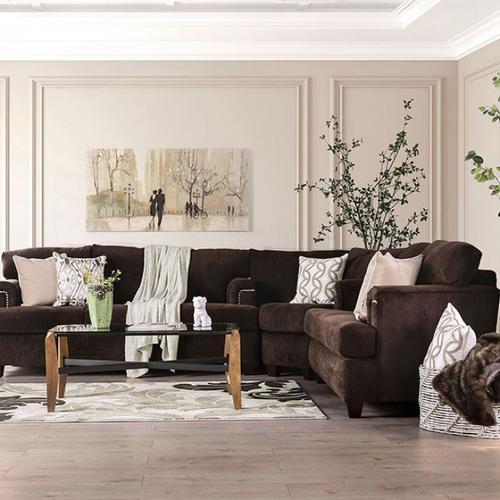 Furniture of America - Brynlee Corner