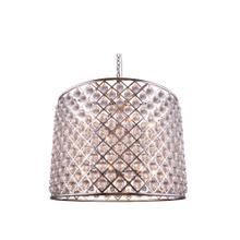 Madison 12 light Polished nickel Chandelier Clear Royal Cut Crystal